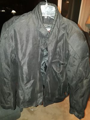 MOTORCYCLE jacket size large for Sale in Hillsboro, OR