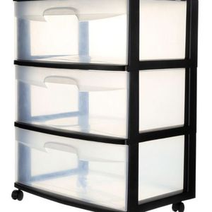 Two (2) Sterilite Plastic Drawer for Sale in Los Angeles, CA
