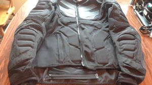 Icon Overlord RESISTANCE Kevlar Men's 3 XL Motorcycle Leather Jacket with inner Vest for Sale in Avondale, AZ