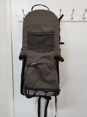 Cross Country Snugli Baby Backpack Carrier For Hiking for Sale in Maple Valley, WA