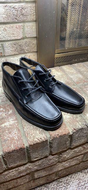 Bally EEE Black Ankle Boots Men's for Sale in Atlanta, GA