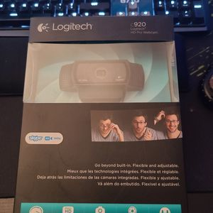 Logitech C920 Webcam for Sale in Schaumburg, IL
