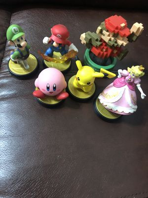 Amiibo characters for Nintendo for Sale in Bell, CA