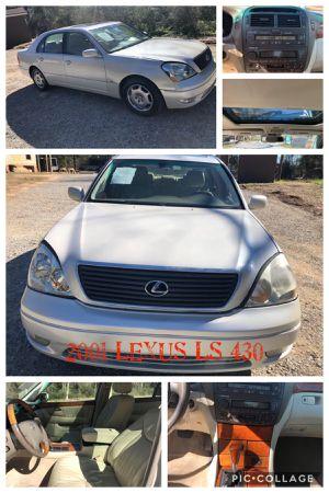2001 Lexus LS 430 for Sale in Warner Robins, GA