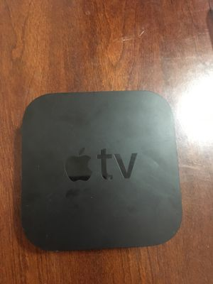 Apple TV 2012 no remote for Sale in Las Vegas, NV