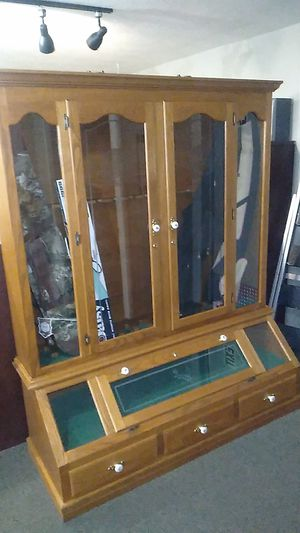Gun cabinet. for Sale in Payson, AZ