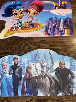 2 Toddler Foam Floor Puzzles for Sale in Woodinville,  WA