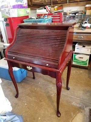 Secretary desk cherry for Sale in San Francisco, CA