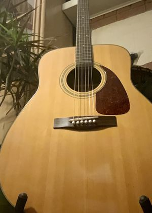 Acoustic guitar, Fender Acoustic Guitar Package - everything you need to play today! for Sale in Pittsburgh, PA