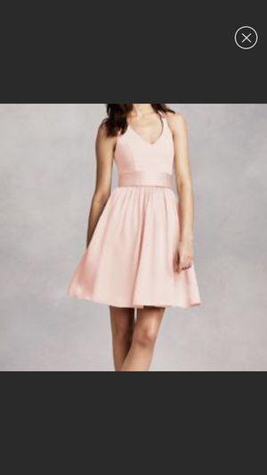 Vera Wang White Bridesmaid Dress for Sale in ARSENAL, PA