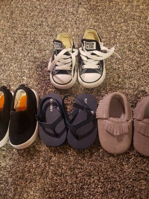 BABY SHOE BUNDLE for Sale in Richland, WA