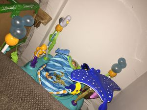 Finding Nemo activity jumper for Sale in Middleton, MA