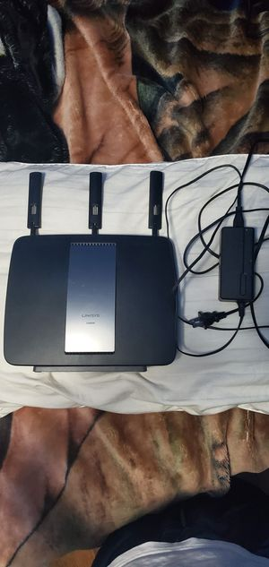 Linksys Wifi Router for Sale in Crete, NE