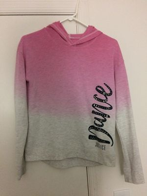 Girls Justice Active Pink Hoodie for Sale in Tampa, FL