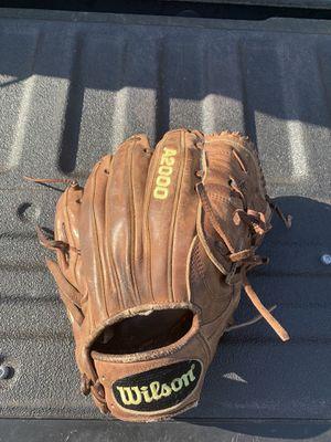 Wilson A2000 baseball glove 11.75 inch for Sale in Carrollton, TX