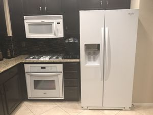 White Matching Whirlpool Appliances for Sale in Las Vegas, NV