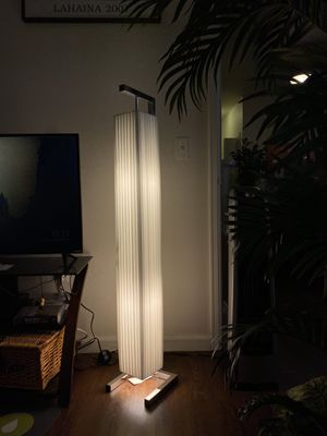 Modern designer floor lamps for Sale in Billings, MT