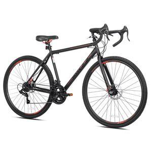 Kent 700c Nazz Men's Gravel Road Bike, Black for Sale in Queens, NY