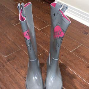 DKNY Rain boots Size 8 for Sale in Huntington Beach, CA