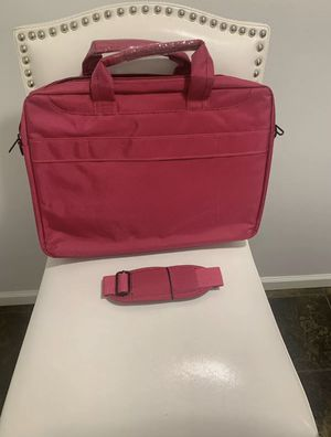 "13"" pink laptop bag - new for Sale in Fort Lauderdale, FL"