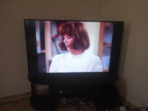 50 inch sceptre tv n stand for Sale in Fresno, CA