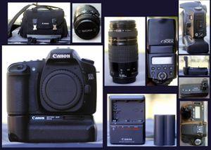 Canon 30D bundle for Sale in Chandler, AZ