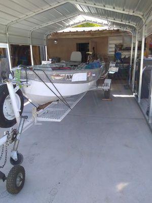 Sports Craft Aluminum Boat for Sale in Albuquerque, NM