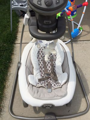 Baby swing and rocker for Sale in Beaver, PA