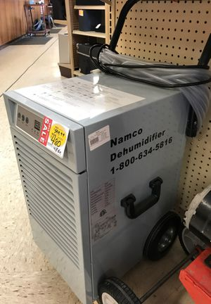 Namco dehumidifier for Sale in Round Rock, TX