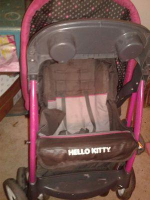 Hello kitty stroller for Sale in Tarpon Springs, FL