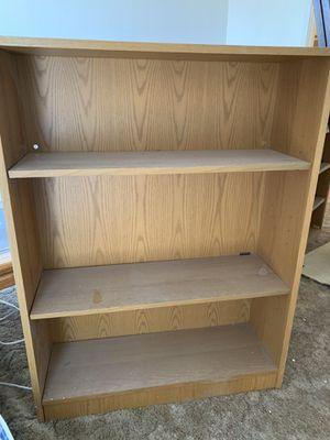 3 bookshelves, 1 coffee table for Sale in Mesa, AZ