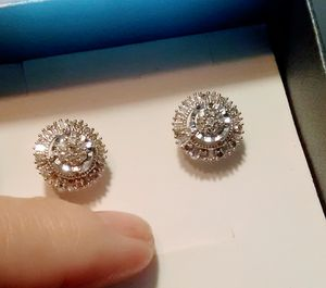 Diamond Earrings for Sale in Saint Petersburg, FL