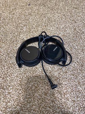 Sony Headphones/Extra Bass for Sale in Visalia, CA