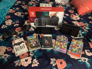 Nintendo Switch Bundle for Sale in Vista, CA