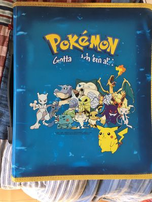 Pokémon binder for Sale in Fountain Valley, CA