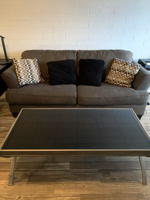 Couch and Coffee Table Need Gone Today for Sale in Tempe, AZ