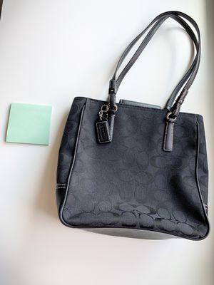 Coach Black Tote Bag for Sale in Aurora, CO