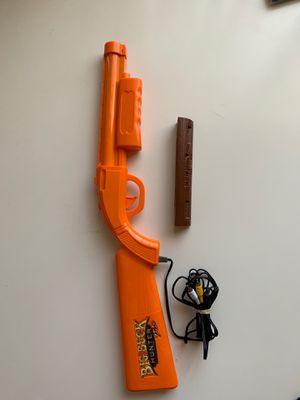 Big buck hunter pro TV plug n play shotgun hunting arcade game jakks for Sale in Scottsdale, AZ