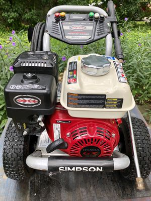 Pressure / Power Washer 3600 PSI - Simpson - Powerful! for Sale in Safety Harbor, FL