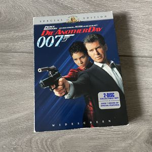 Die Another Day DVD 007 James Bond for Sale in Los Angeles, CA