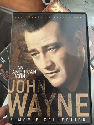 Johnny Wayne movie collection for Sale in Hanover, PA
