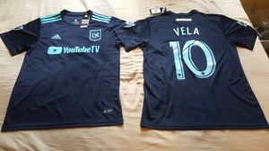 LAFC JERSEYS VELA for Sale in Los Angeles, CA