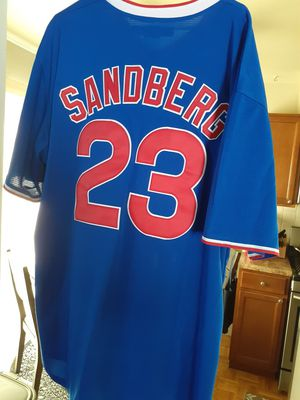Cubs Jersey. Size XL for Sale in Hoffman Estates, IL