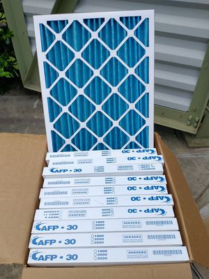AFP 30 commercial air filters for Sale in Raleigh, NC