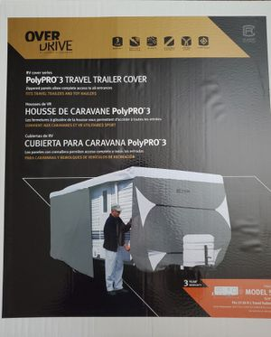 Brand New 32ft Travel Trailer Cover for Sale in Osseo, MN