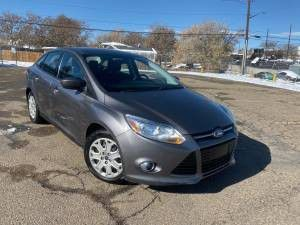 Ford Focus 2012 .... auction for Sale in Paramount, CA