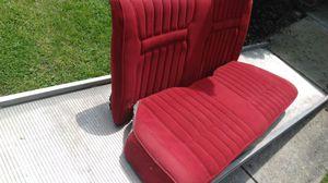 Fox body mustang back seat for Sale in Norfolk, VA
