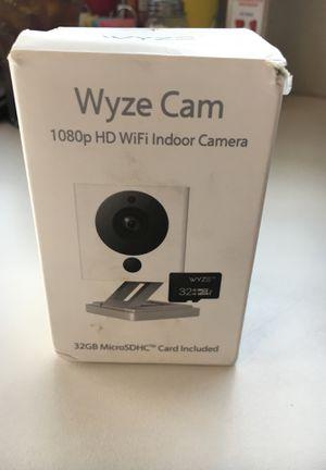 Wyze Cam 1080p WiFi indoor camera for Sale in Greenwood, IN