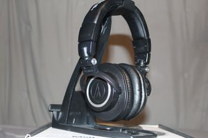 Audio-Technica ATH-M50X + Fiio 2 portable amplifier for Sale in Louisville, KY