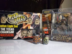 Texas Chainsaw Massacre collectables for Sale in Phoenix, AZ